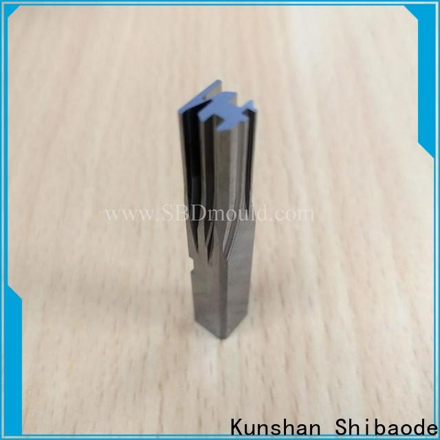 SBD Custom punch components for business for armor-piercing rounds