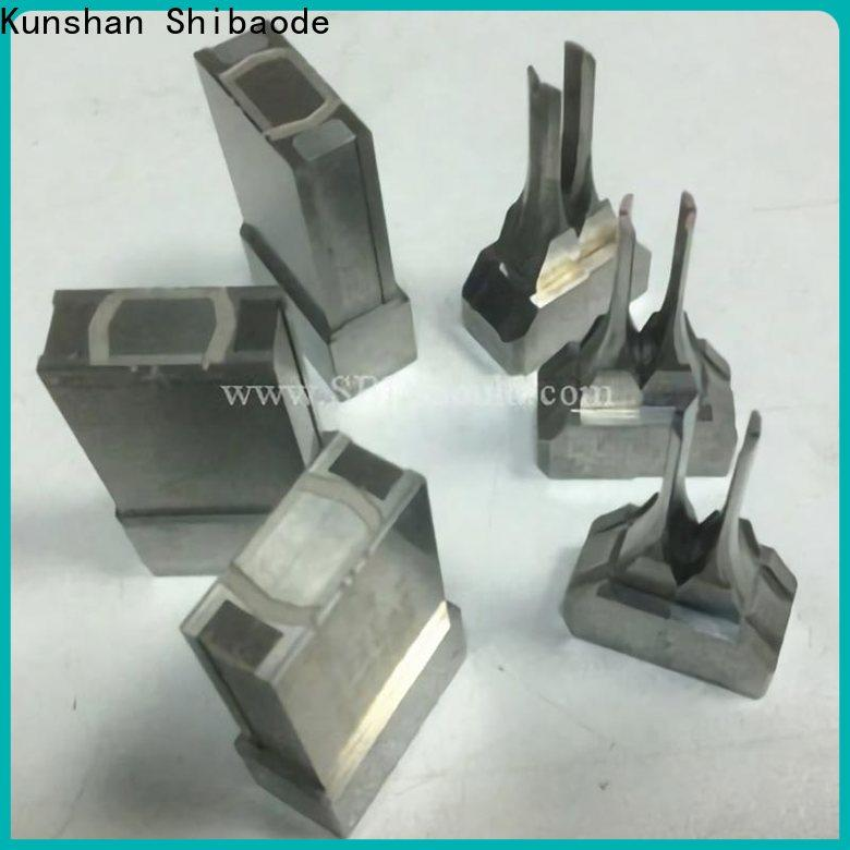 SBD Top die punch Suppliers for industrial machinery