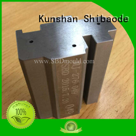 SBD New wire edm parts factory for cutting