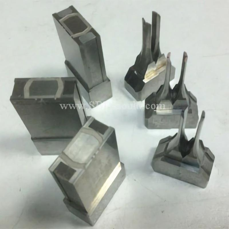 OEM tungsten carbide punches precision parts