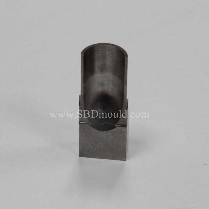 Tungsten carbide OEM ODM hole punch parts
