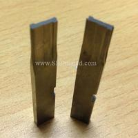 OEM high precision punches with optical profile grinding machine processing