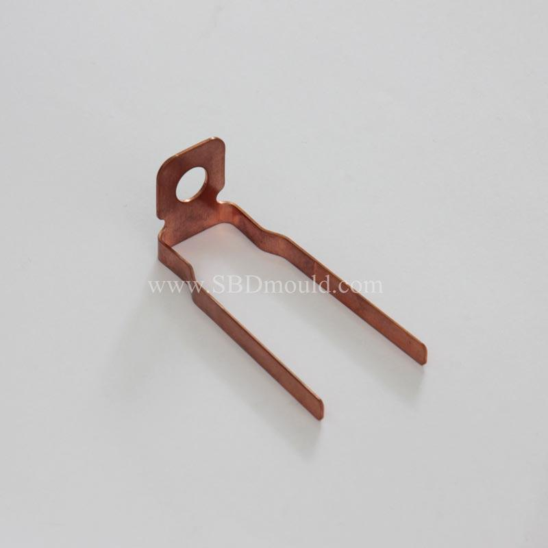 Brass bending product CuZn material stamping parts