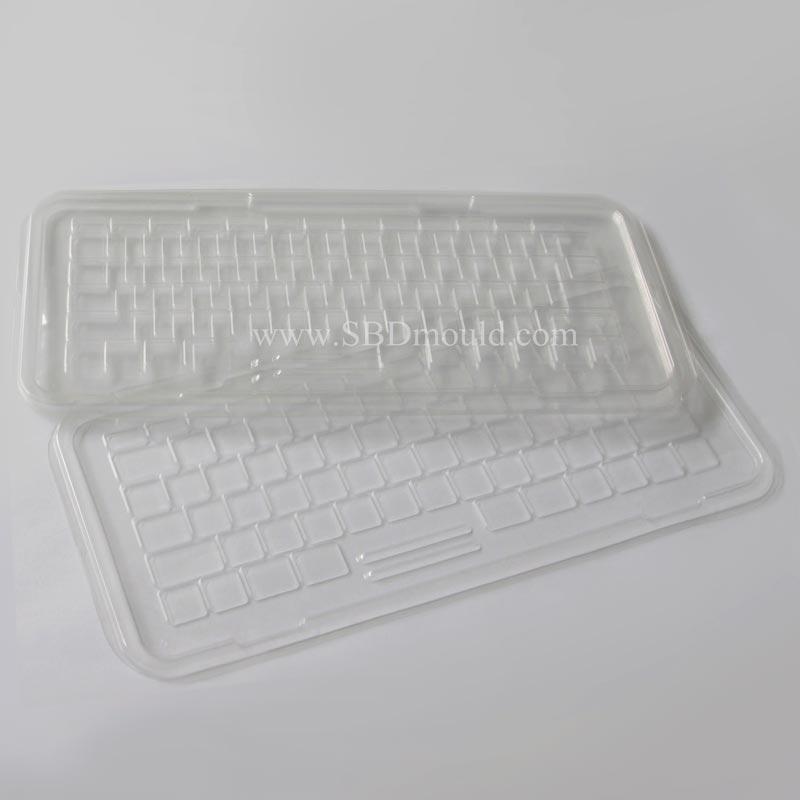 Laptop keyboard cover mode skin sample