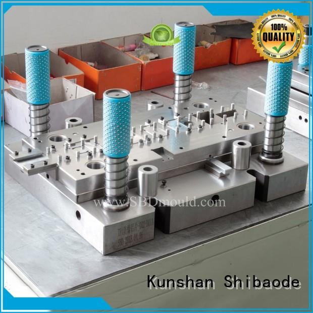 SBD Latest stamping die manufacturers for automation equipment