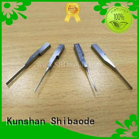 SBD steel punches and dies Supply for cutting tools