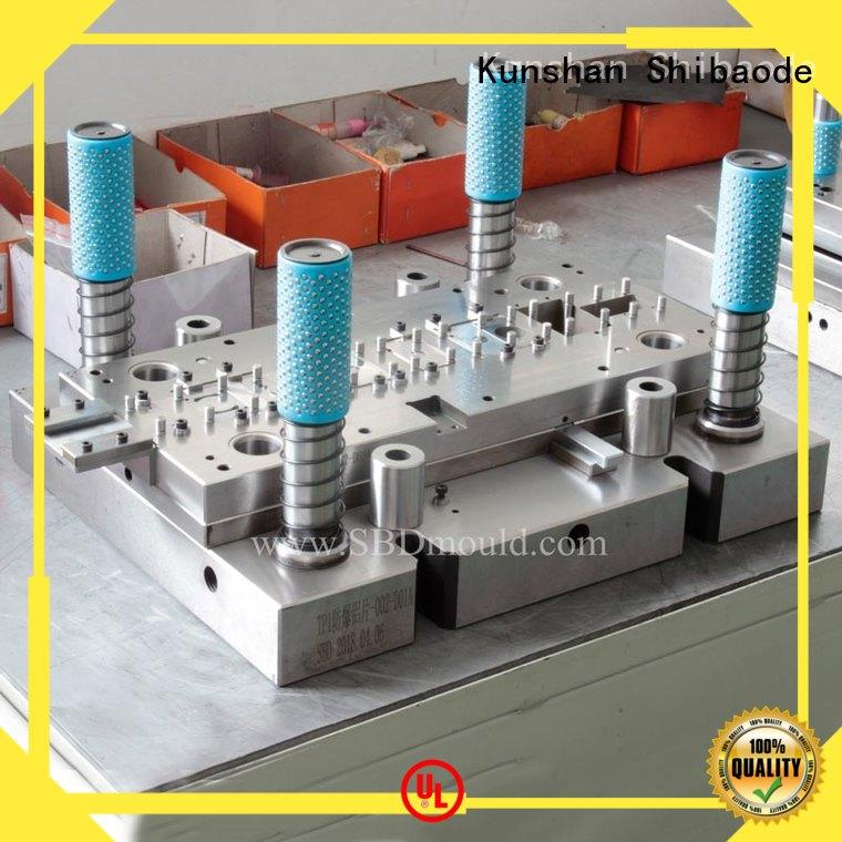 SBD multiple materials stamping mold oem for commercial hardware & equipment