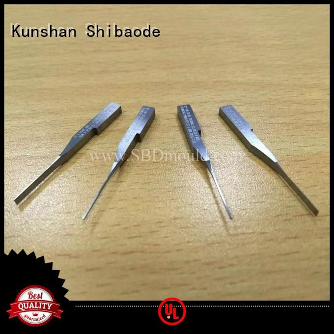 groove tungsten carbide punch bulk production for industrial machinery