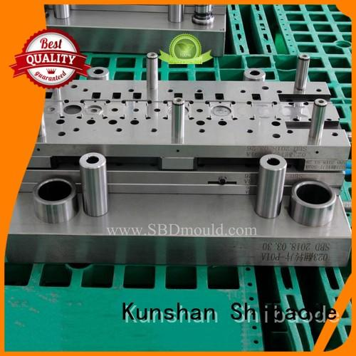 SBD high technology mold components oem for automation equipment